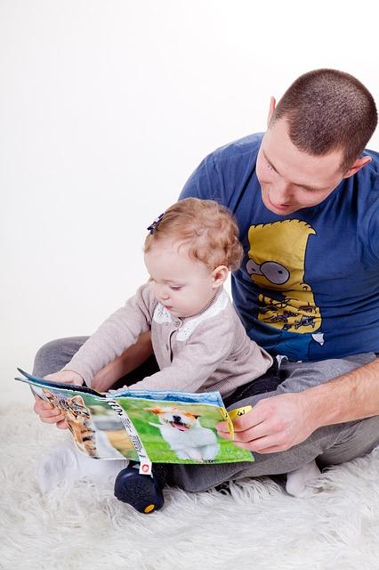 koszulka dla taty i niemowlaka